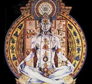 Los siete chakras principales en la tradición oriental